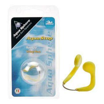 Aqua Sphere Svorka (skřipec) na nos, hnědá/šedivá