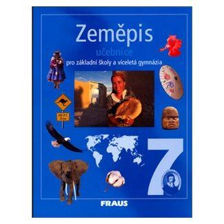 FRAUS Zeměpis 7 Učebnice cena od 135 Kč