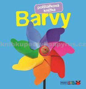 Barvy Polštářková knížka cena od 29 Kč