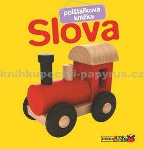 Slova Polštářková knížka cena od 59 Kč