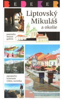 Liptovský Mikuláš a okolie cena od 131 Kč