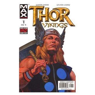 Garth Ennis, Glenn Fabry: Thor cena od 272 Kč