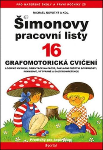 Michal Novotný: Šimonovy pracovní listy 16 cena od 118 Kč