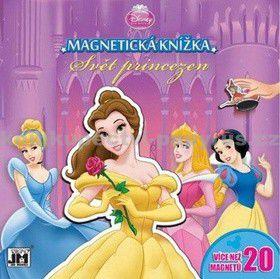 JIRI MODELS Magnetická knížka Svět princezen cena od 79 Kč