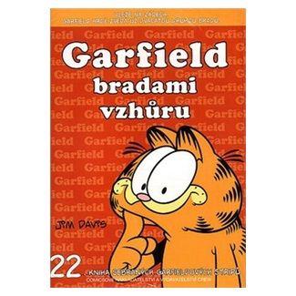 Jim Davis: Garfield bradami vzhůru (č.22) cena od 60 Kč