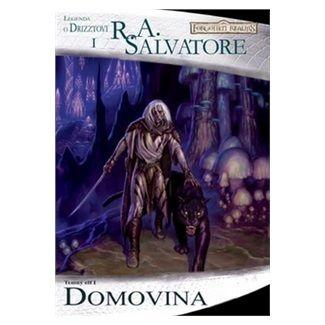 Salvatora R. A.: Temný Elf Drizzt 01 - Domovina cena od 161 Kč