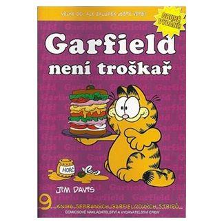 Jim Davis: Garfield není troškař (č.9) - 2. vydání cena od 70 Kč
