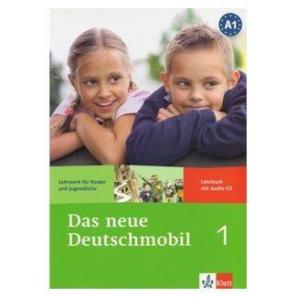 Douvitsas-Gamst a  J.: Das neue Deutschmobil 1 - učebnice + CD cena od 388 Kč