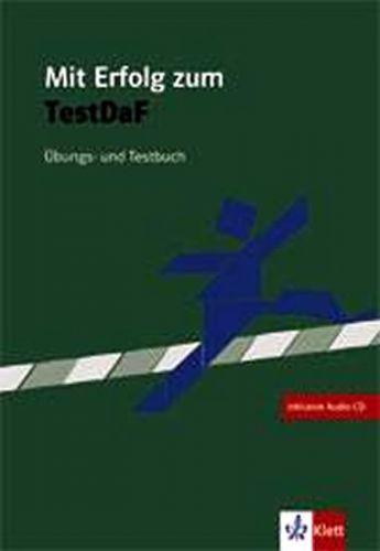 Mit Erf. z. Test DaF - cvičebnice se souborem testů + 2CD cena od 384 Kč