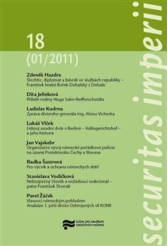 Ústav pro studium totalitních Securitas Imperii 18 (01/2011) cena od 68 Kč
