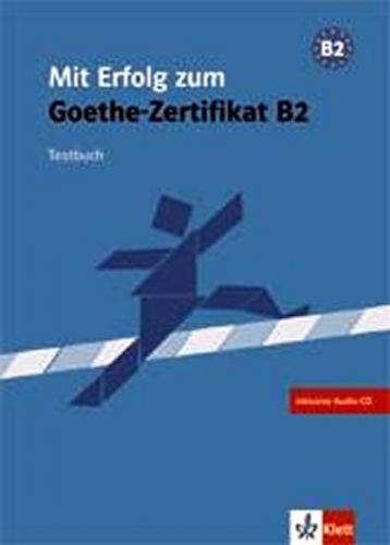 Eichheim H., Storch G.: Mit Erfolg zum Zertifikat Deutsch - kniha testů + CD cena od 369 Kč