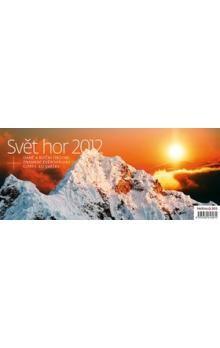 Helma, s.r.o. Kalendář stolní 2012 - Svět hor (MAXI) cena od 62 Kč