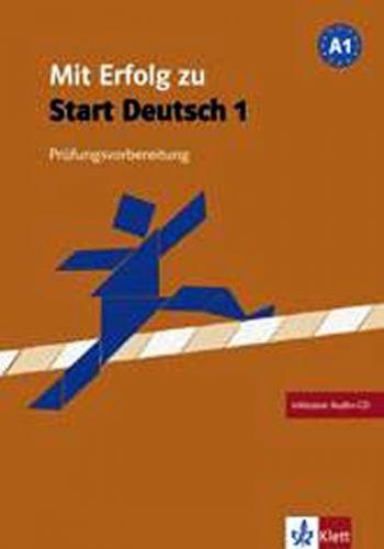 Hantschel H.-J., Klotz V., Krieger P.: Mit Erfolg zu Start Deutsch A1 - cvičebnice a soubor testů + CD cena od 420 Kč