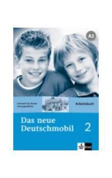 Douvitsas-Gamst a  J.: Das neue Deutschmobil 2 - pracovní sešit cena od 314 Kč