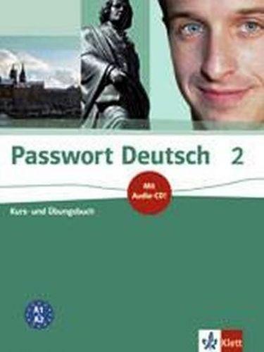 Albrecht U., Dane D., Fandrych Ch.: Passwort Deutsch 2 - Učebnice + CD (5-dílný) cena od 427 Kč