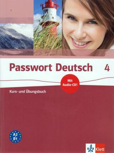 Albrecht U., Dane  D., Fandrych Ch.: Passwort Deutsch 4 - Učebnice + CD (5dílný) cena od 413 Kč