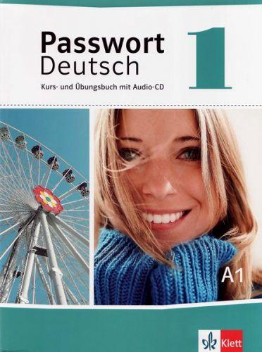 Albrecht U., Dane  D., Fandrych Ch.: Passwort Deutsch 1 - Učebnice + CD (5-dílný) cena od 419 Kč