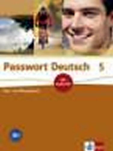 Albrecht U., Dane D., Fandrych Ch.: Passwort Deutsch 5 - učebnice + CD (5-dílný) cena od 443 Kč
