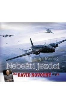 Filip Jánský: Nebeští jezdci - CD mp3 cena od 167 Kč