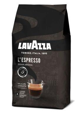 Lavazza Káva zrnková Gran Aroma Bar 1kg cena od 120 Kč