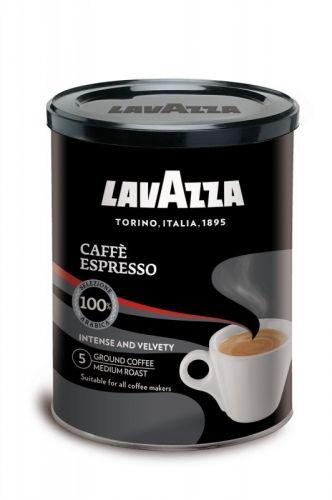 Lavazza Káva mletá Caffé Espresso 250g cena od 135 Kč
