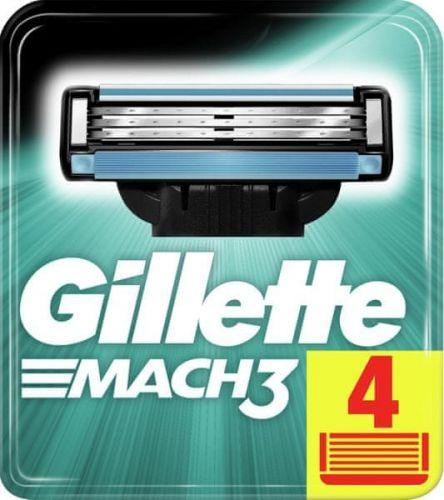 Gillette Mach 3 cena od 101 Kč