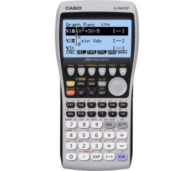 Casio FX 9860G IISD