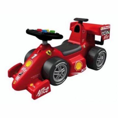 Famosa Odrážedlo Formule Ferrari cena od 1558 Kč