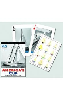 Piatnik: Poker Plachetnice - America`s Cup