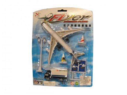 Alltoys CZ Letadlo 15cm doplňky cena od 70 Kč