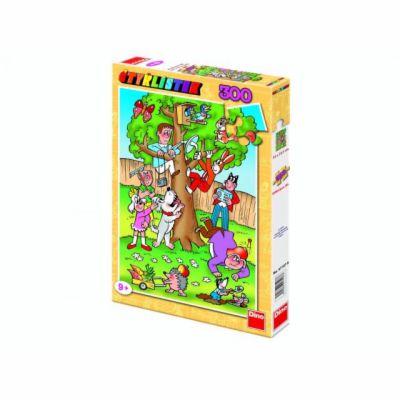 Čtyřlístek: Útěk - puzzle 300 dílků cena od 139 Kč