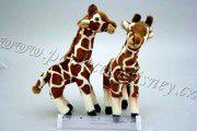 Lamps Plyš Žirafa 30cm cena od 229 Kč