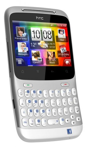 HTC ChaCha cena od 4950 Kč