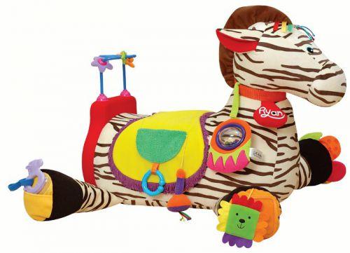 K´s Kids Velká zebra RYAN s 28 funkcemi zábavy cena od 1499 Kč