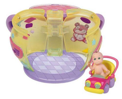 EPEE Paciocchini miminka,hrací sada dětský pokojíček cena od 0 Kč