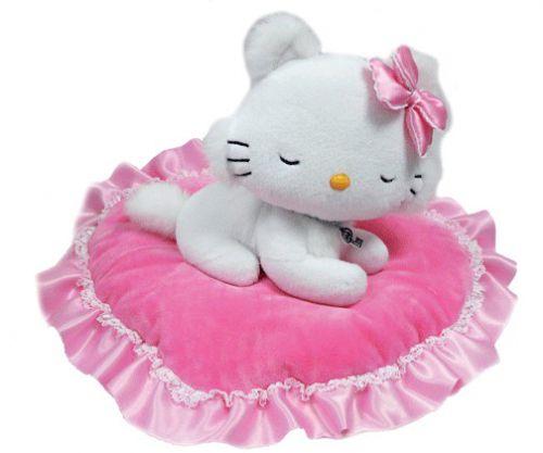 EPEE Charmmy Kitty na polštářku srdíčko cena od 699 Kč