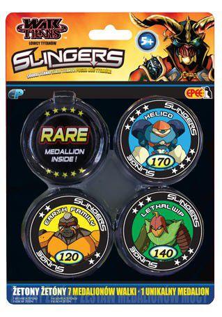 EP Line Slingers: Slingers blistr - EP Line Slingers cena od 65 Kč