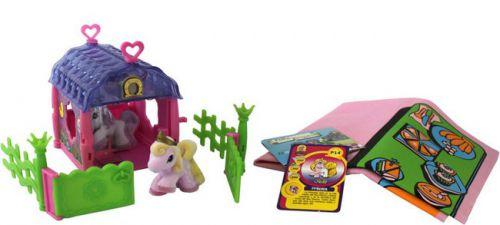 EPEE Filly Fairy sada město,asst 6 cena od 296 Kč