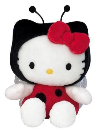 EPEE Hello Kitty v oblečku brouček, 15cm cena od 0 Kč