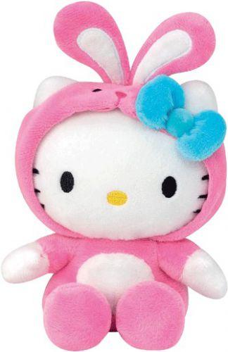 EPEE Hello Kitty v oblečku králíček & kuřátko, 16cm cena od 165 Kč