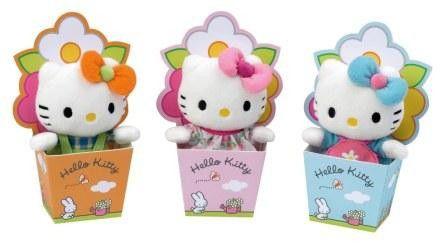 EPEE Hello Kitty v květináči, 12cm cena od 0 Kč