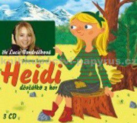 Spyriová Johanna: Heidi, děvčátko z hor CD