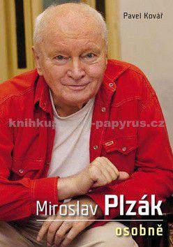 Pavel Kovář: Miroslav Plzák osobně cena od 93 Kč