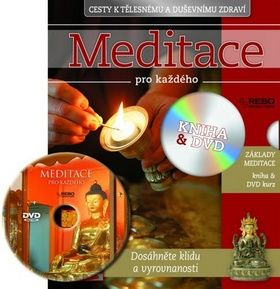 Meditace pro každého cena od 0 Kč