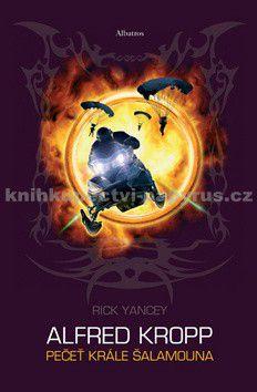 Rick Yancey: Alfred Kropp - Pečeť krále Šalamouna cena od 48 Kč