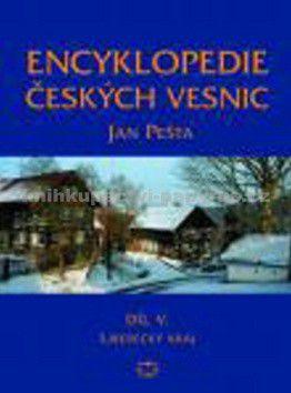 Jan Pešta: Encyklopedie českých vesnic V. cena od 539 Kč