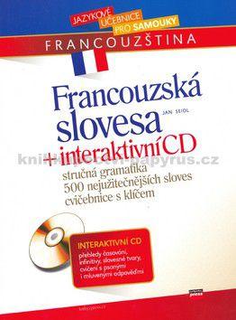 COMPUTER PRESS Francouzská slovesa cena od 269 Kč