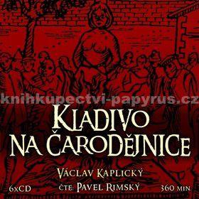 Václav Kaplický: Kladivo na čarodějnice CD