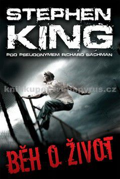 Stephen King: Běh o život cena od 212 Kč