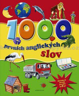 1000 prvních anglických slov cena od 0 Kč